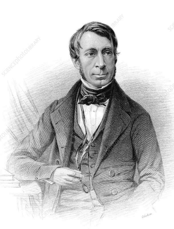George Biddell Airy, British astronomer