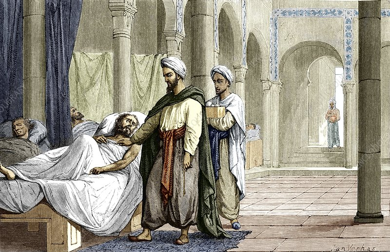 Abulcasis, Islamic physician