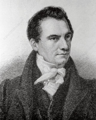 Portrait of Charles Babbage, 1792-1871