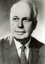 Portrait of Sir William Lawrence Bragg