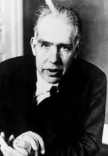 Portrait of Niels Bohr
