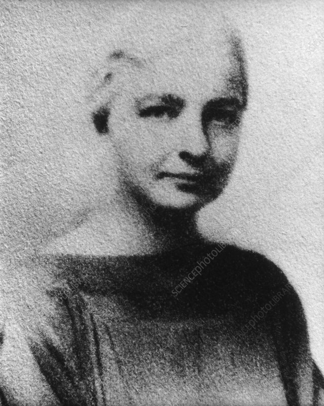 Portrait of Ruth Benedict