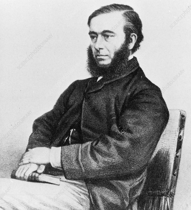 William Budd, British physician & typhoid pioneer