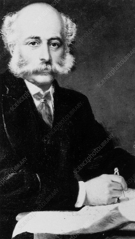 Joseph Bazalgette, British civ...
