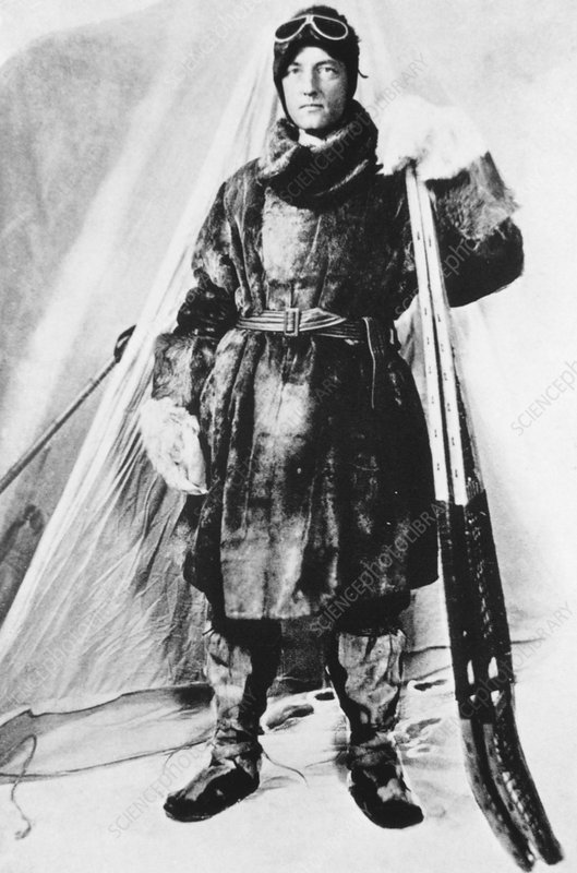 Richard Byrd, American polar explorer