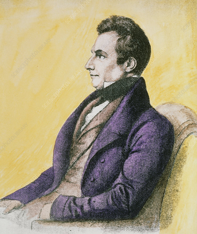 Charles Babbage, British inventor of the computer