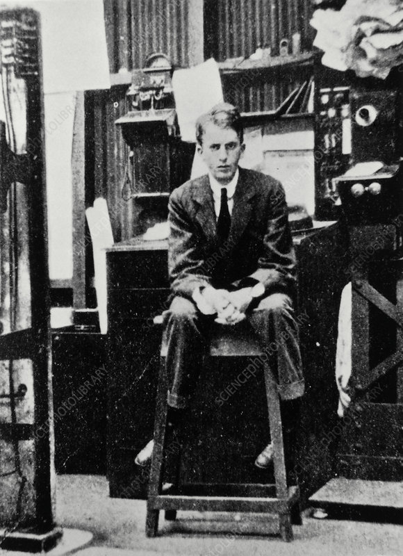 John Logie Baird, Scottish electrical engineer