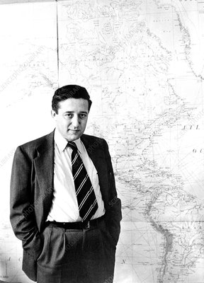Harrison Scott Brown, US geochemist