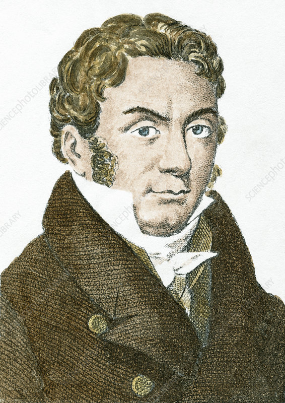 Jons Jacob Berzelius, Swedish chemist