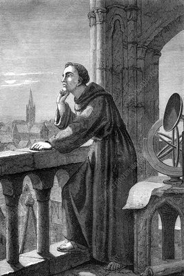 Roger Bacon, English natural philosopher
