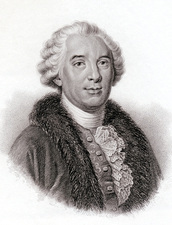 Comte de Buffon, French naturalist