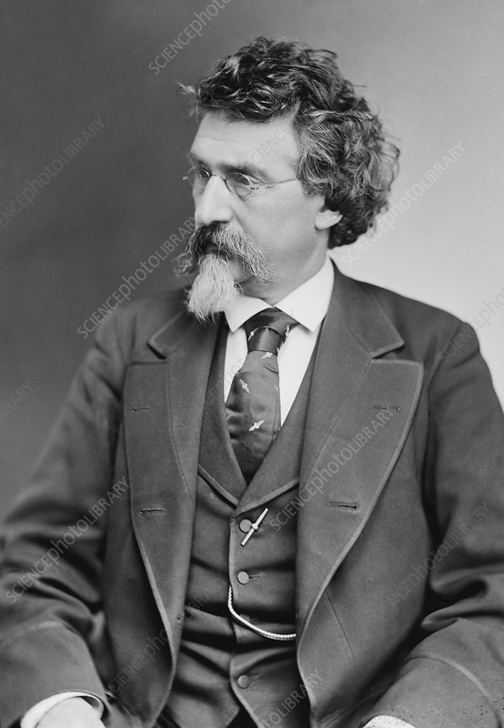 Mathew Brady, US Civil War photographer