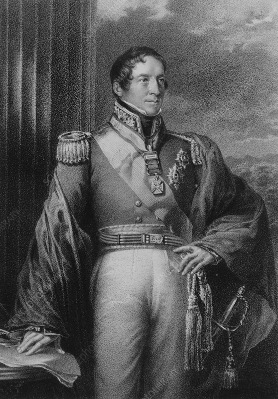Thomas Brisbane, Scottish Major-General