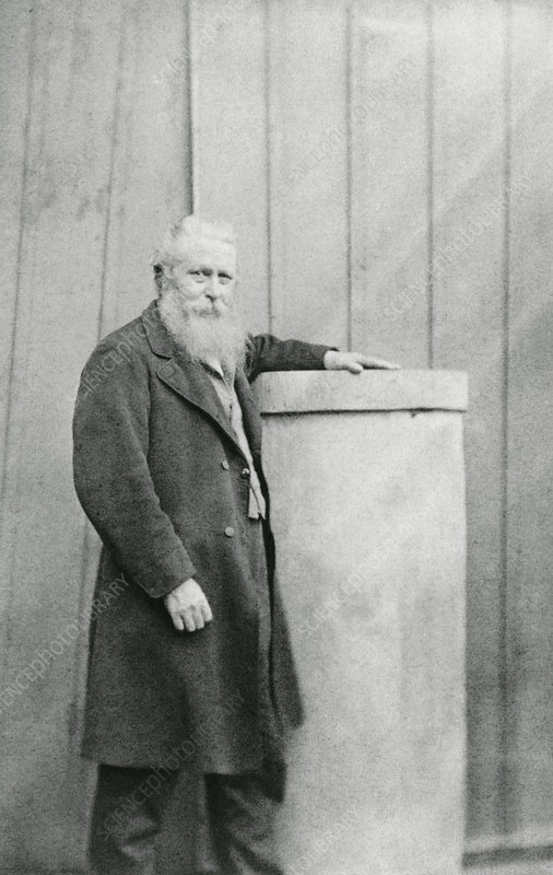 William R. Birt, English astronomer