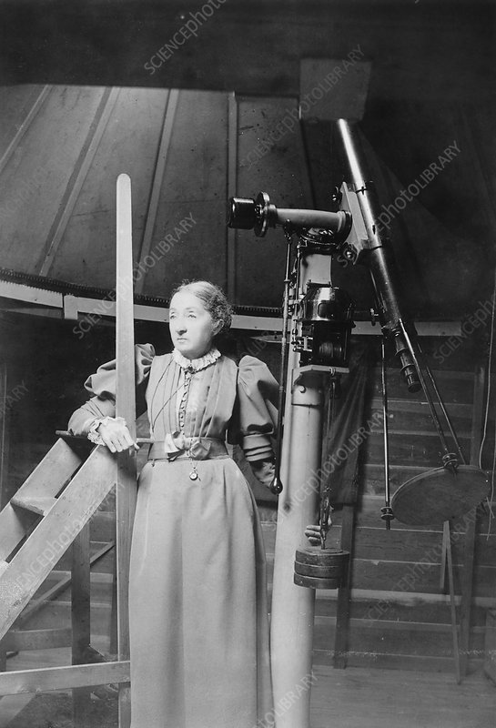 Elizabeth Brown, English astronomer