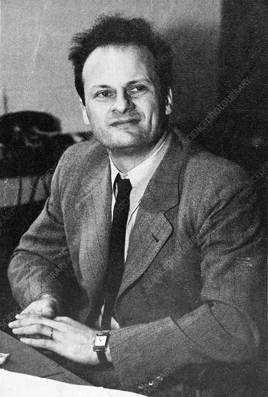 Physicist Hans Bethe