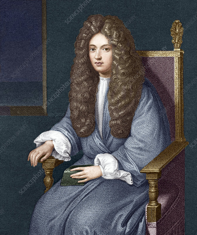 Robert Boyle, Irish chemist