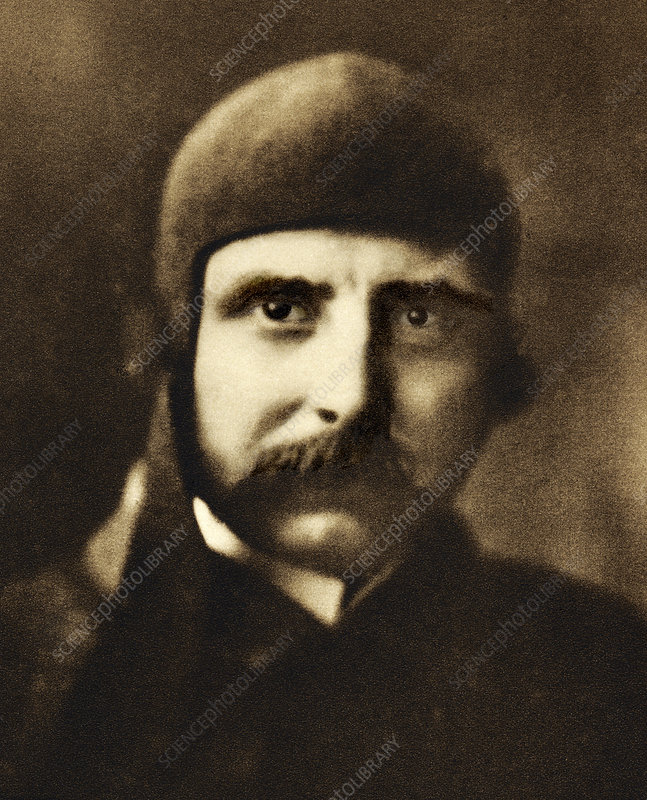 Louis Bleriot, French engineer