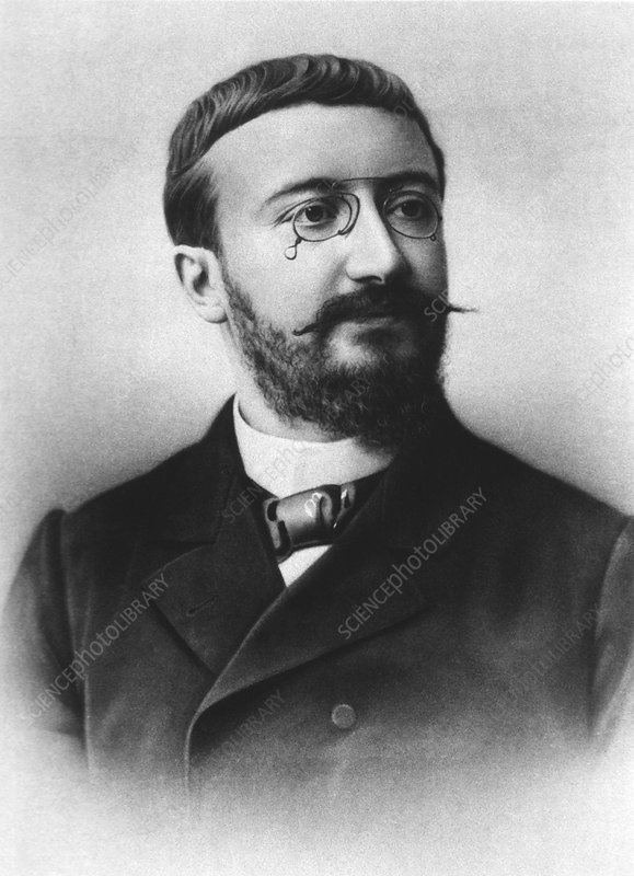 Alfred Binet, French psychologist