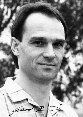 Gerd Binnig, German physicist