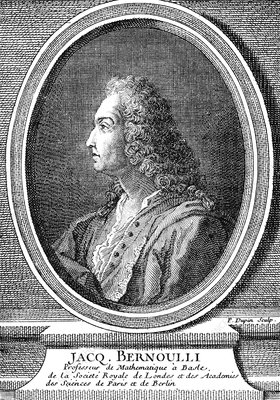 Jacques Bernoulli, Swiss mathematician