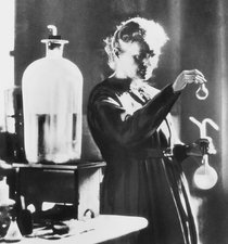 Marie Curie, a Polish-French chemist