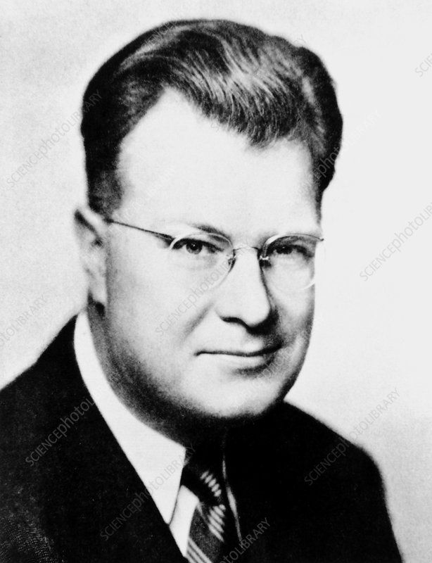 Chester Carlson, US inventor of xerography