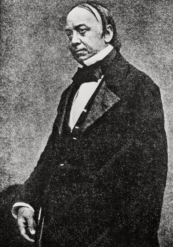 English public health reformer Sir Edwin Chadwick