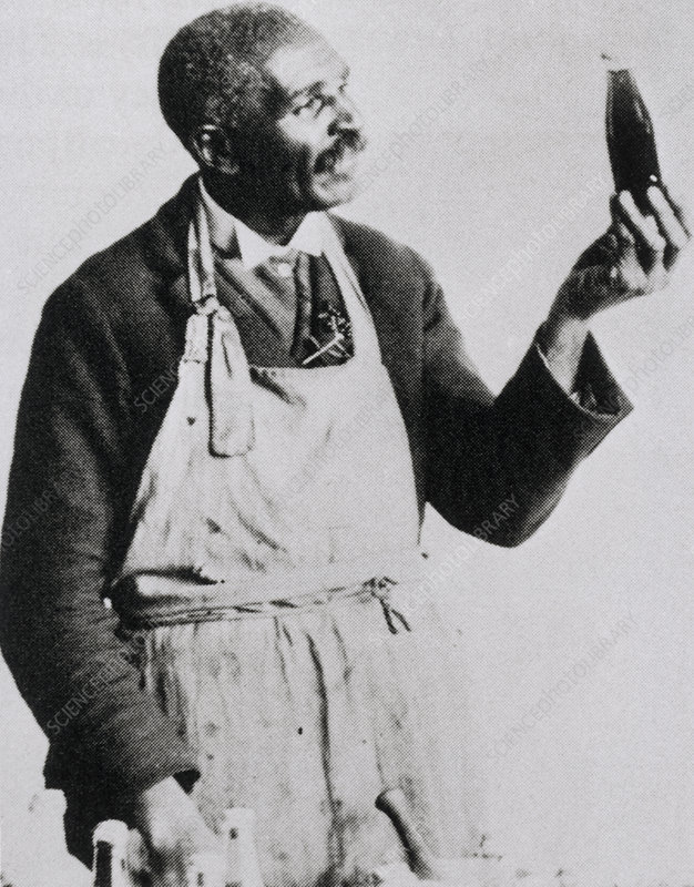 George Washington Carver, American agriculturalist