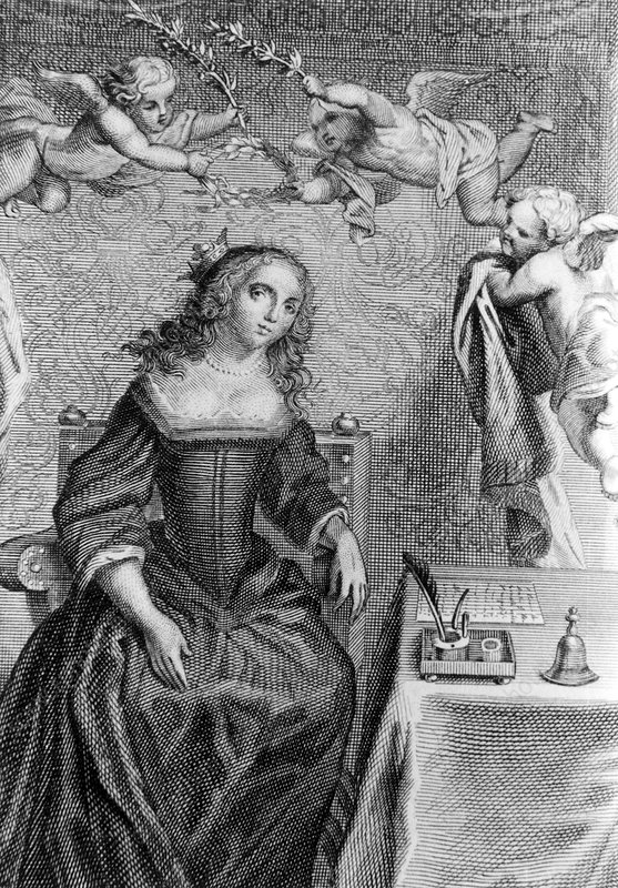 Margaret Cavendish, British natural philosopher