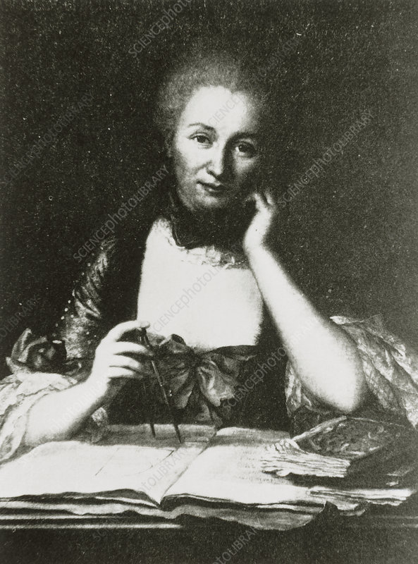 Gabrielle du Chatelet-Lomont, French physicist