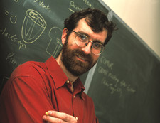 Richard Clayton, British biophysicist