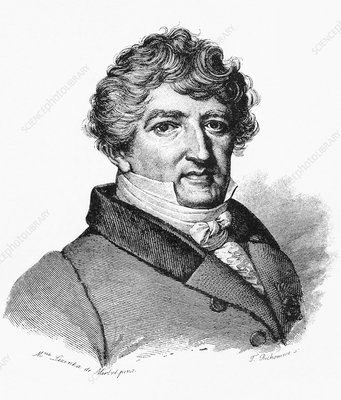 Georges Cuvier, French zoologist