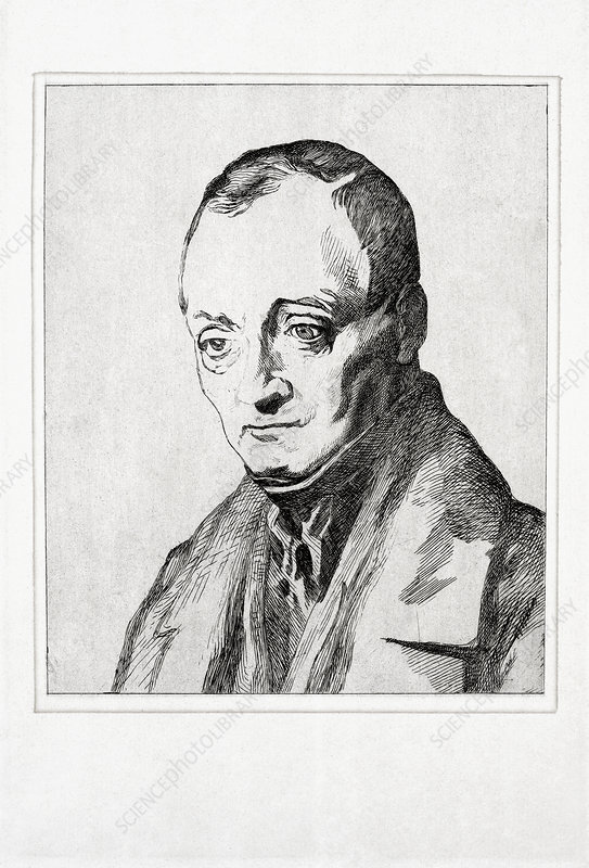 Auguste Comte, French philosopher