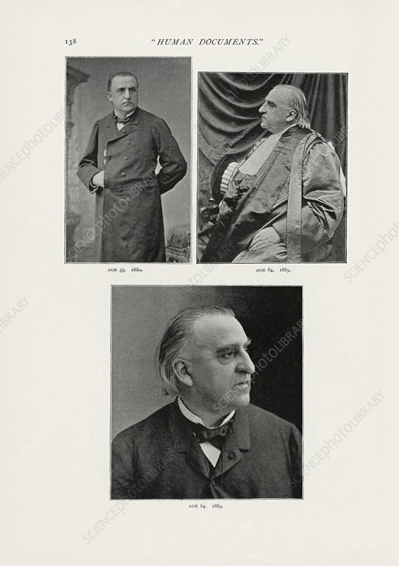 Jean-Martin Charcot, French neurologist
