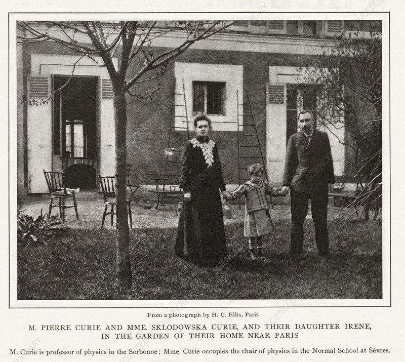 french physicist pierre curie s work