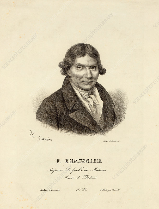 Francois Chaussier, French doctor