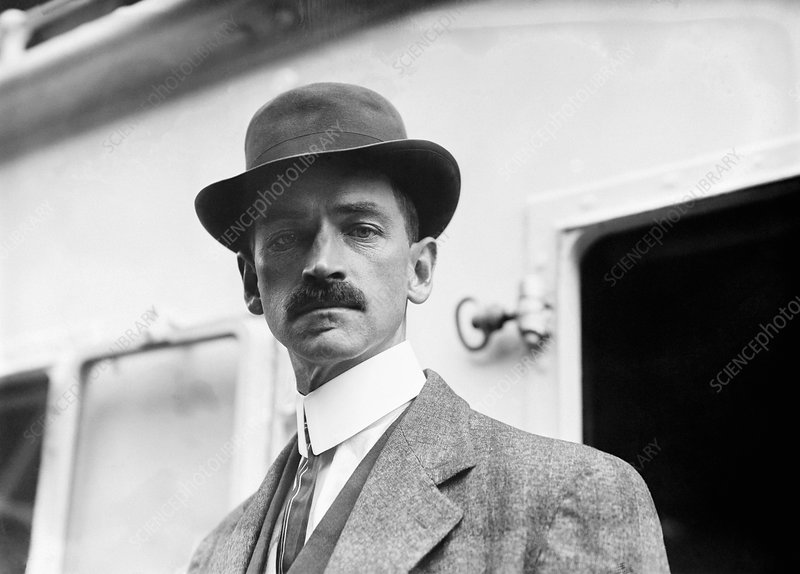 Glenn Curtiss, US aviation pioneer