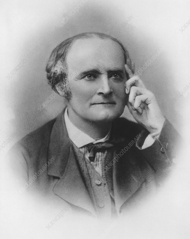 Arthur Cayley, British mathematician