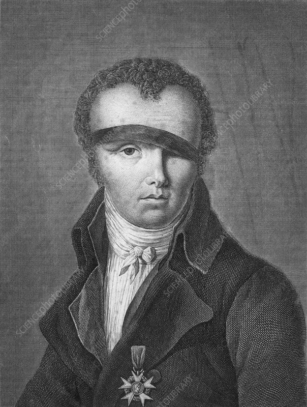 Nicolas-Jacques Conte, French inventor