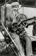 Glenn Curtiss, US aviator