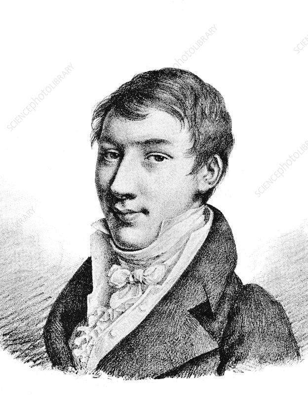 Augustin Cauchy, French mathematician