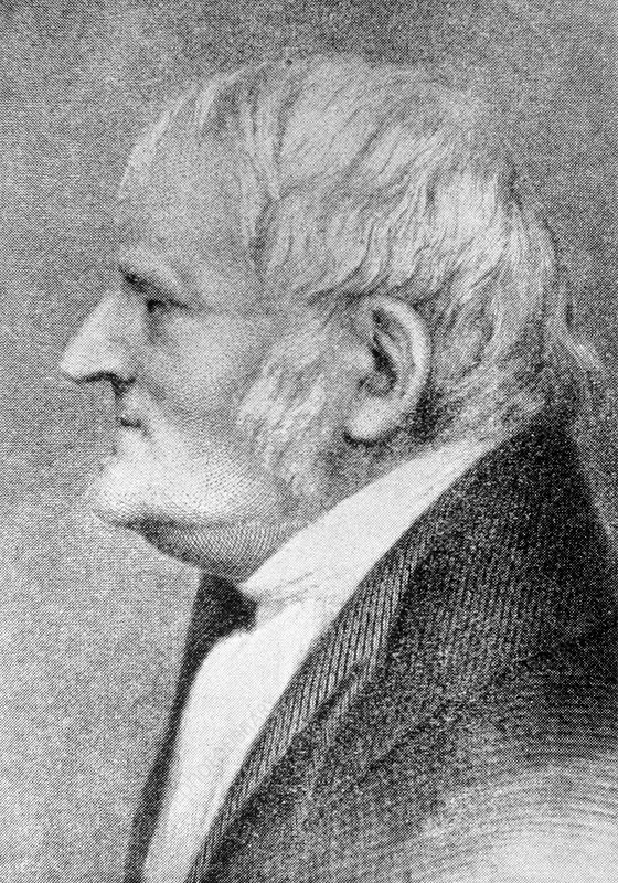 The English meteorologist and chemist John Dalton