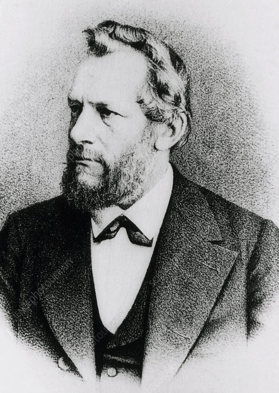 The German physiologist Emil Du Bois-Reymond