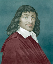 The French mathematician Rene Descartes