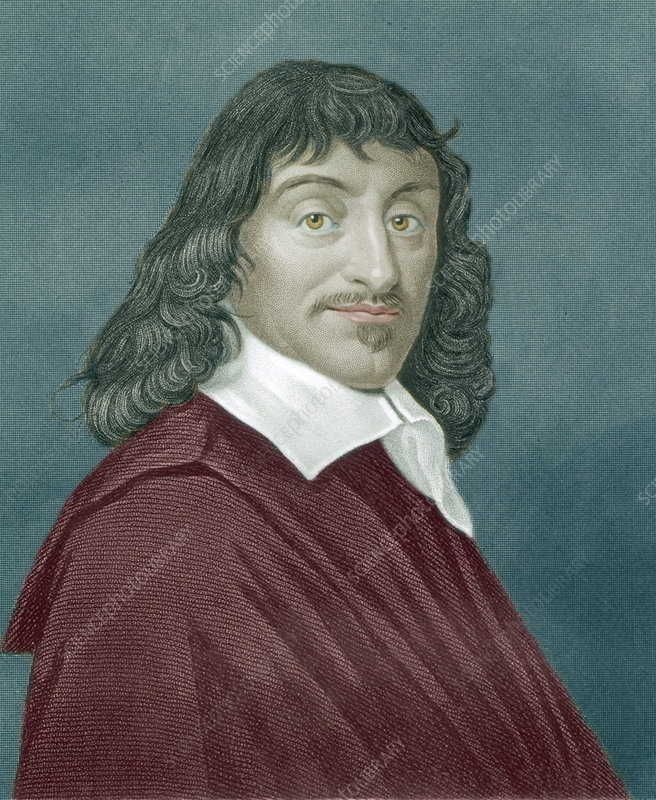 Life of rene descartes and his major contribution to science