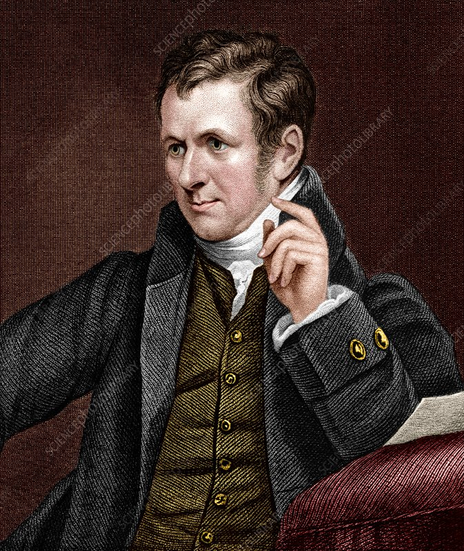 Humphry Davy (1778-1829), English chemist