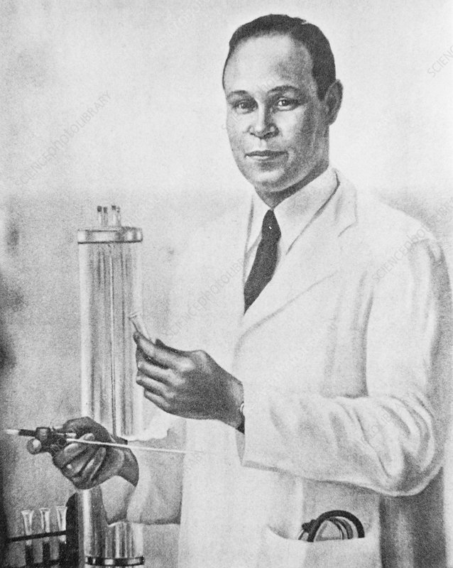 Charles Drew, Afro-American doctor