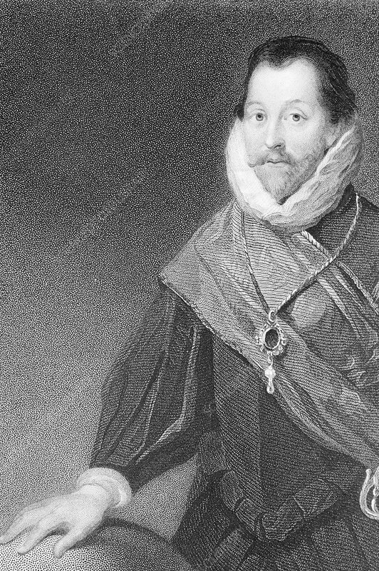 Sir Francis Drake, English explorer