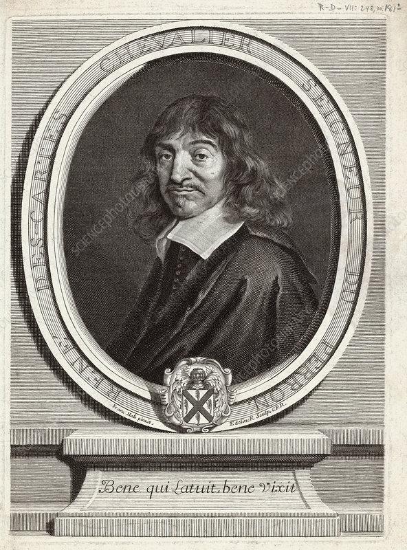 Rene Descartes, French mathematician